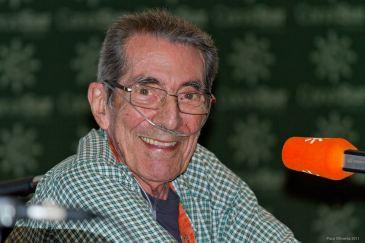 Enrique Meneses. Foto: Paco Olivares